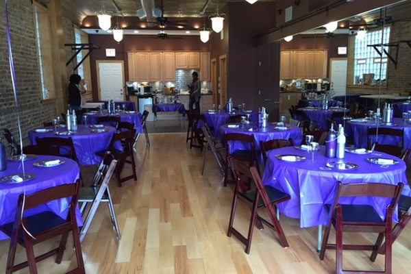 Photo of Chicago event space venue Create Your Space Studio's Main Space