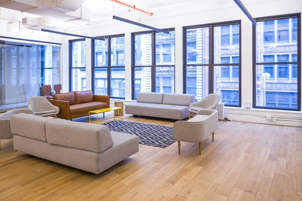 Photo of NYC / Tri-State event space venue Knotel Bryant Park - Events Loft's Full Venue
