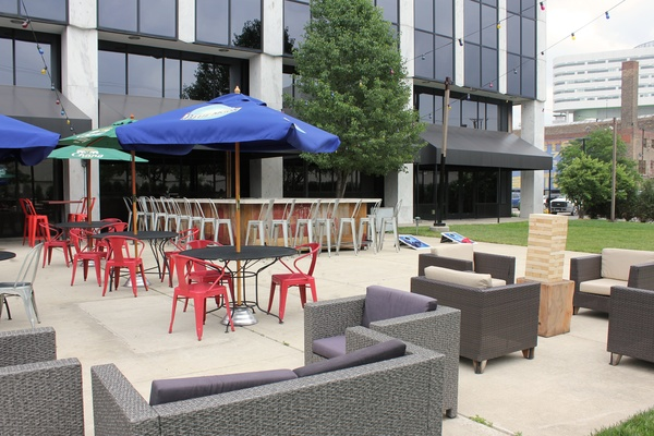 Photo of Chicago event space venue Park Tavern Chicago's Patio