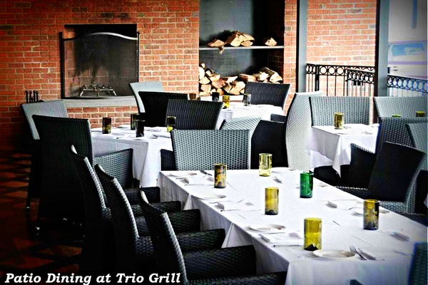 Photo of DC / MD / VA event space venue Trio Grill's Patio (Buyout)