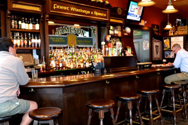 Photo of DC / MD / VA event space venue O'Sullivan's Irish Pub's Whiskey Bar
