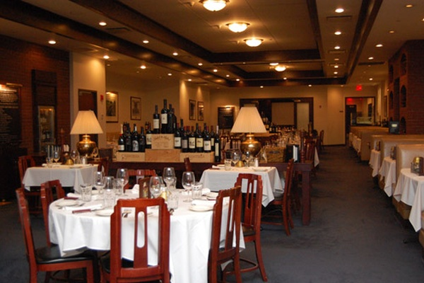 Photo of NYC / Tri-State event space venue Morton's The Steakhouse's Full Private Dining Space