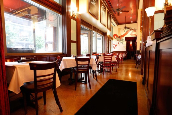 Photo of Chicago event space venue Bijan's Bistro's Main Dining Room