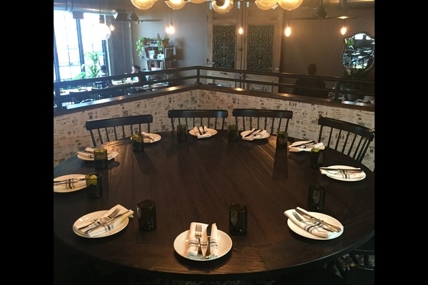 Photo of Chicago event space venue Split-Rail's Chef's Table