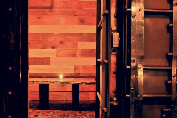 Photo of San Francisco event space venue The Barrel Room/Parigo's Vault within Speakeasy