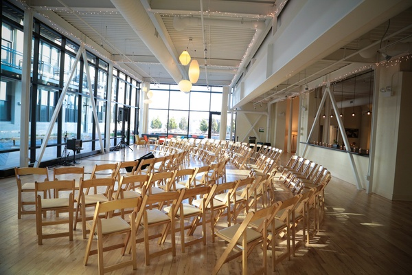 Photo of Chicago event space venue Greenhouse Loft's Full Venue