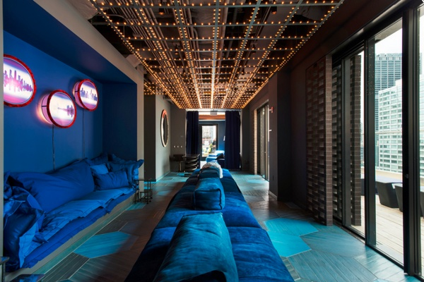 Photo of Chicago event space venue Cerise - Virgin Hotel Chicago's Cerise