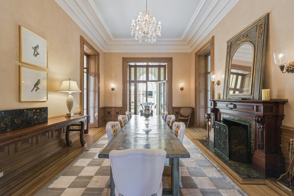 Photo of Greater New York event space venue Irvington House's Mansion with all the amenities