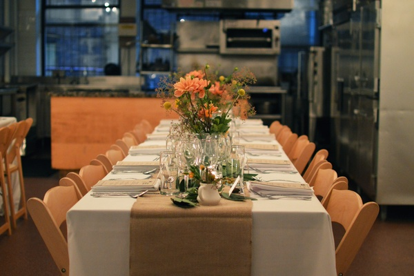 Photo of NYC / Tri-State event space venue Natural Gourmet Institute's Kitchen 1