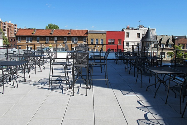 Photo of DC / MD / VA event space venue Mellow Mushroom's Roof Top