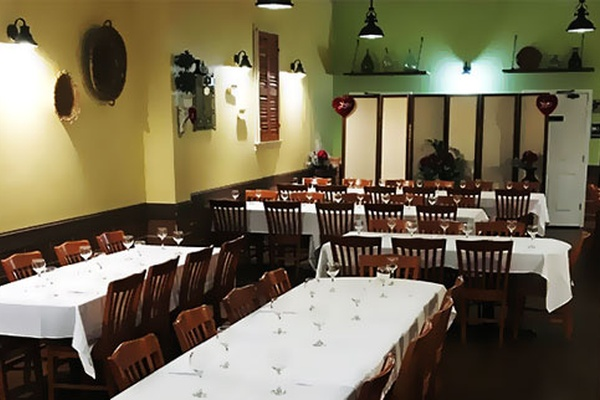 Photo of NYC / Tri-State event space venue Capricci Ristorante Pizzeria's Main Space