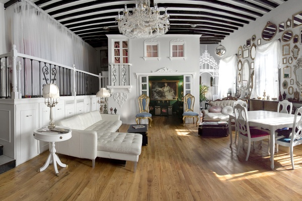 Photo of NYC / Tri-State event space venue The Love Shack's The Love Shack - A Little Palace in Brooklyn