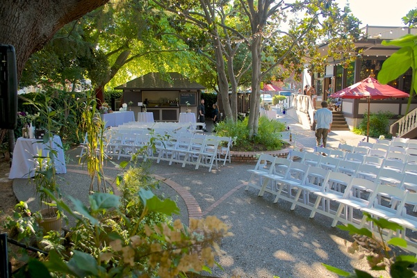 Photo of San Francisco event space venue Handles Gastropub's Beer Garden Patio