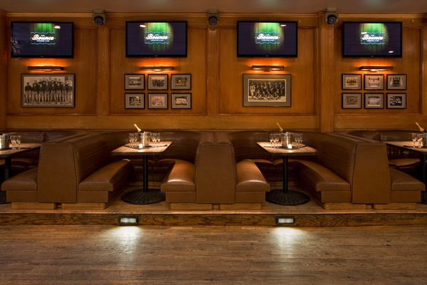 Photo of NYC / Tri-State event space venue Bounce Sporting Club - Flatiron's Booths