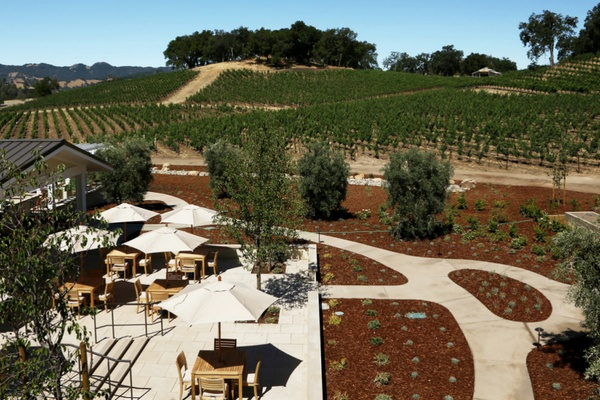 Photo of San Francisco event space venue Justin Vineyards and Winery's Justin Gardens