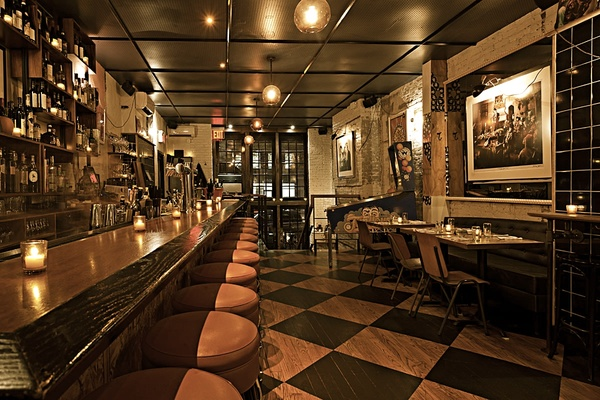 Photo of NYC / Tri-State event space venue Swine's Upstairs Bar and Dining Room