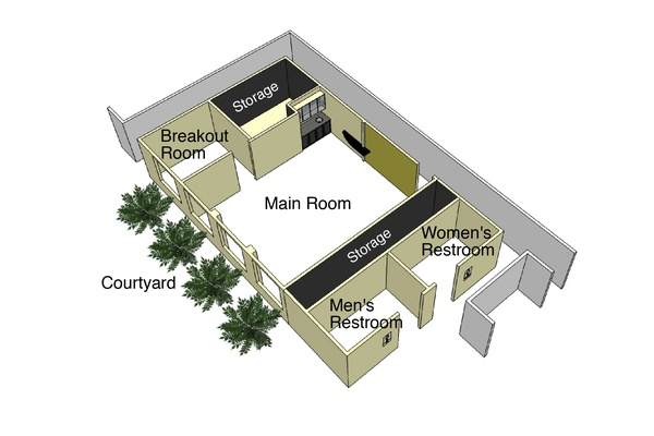 Photo of DC / MD / VA event space venue One Eleven One Ninety's Training, Classroom or Offsite Facility