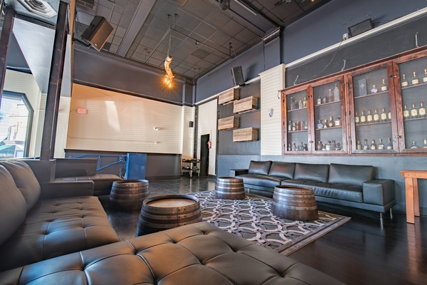 Photo of San Francisco event space venue Hex SF's Upper Lounge Space