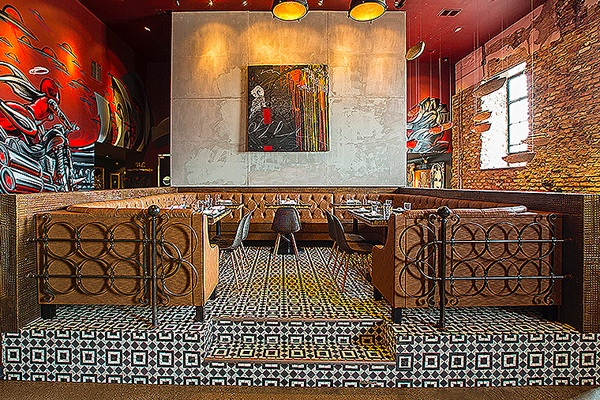 Photo of Chicago event space venue Fulton Market Kitchen's Elevated Dining