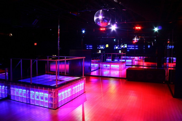 Photo of NYC / Tri-State event space venue Club Exclusif's Whole Venue