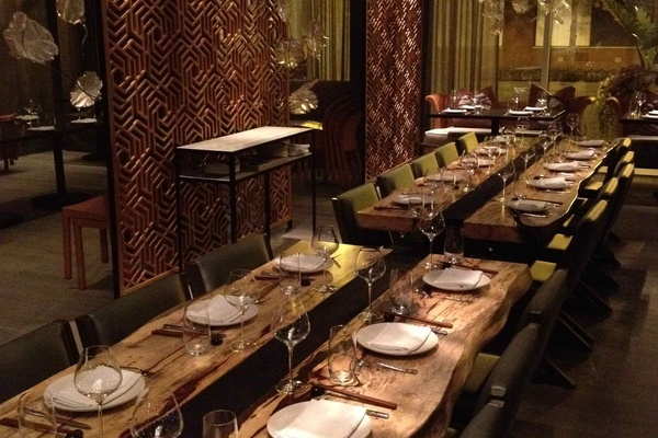 Photo of Chicago event space venue Embeya's Special Event Kings Table
