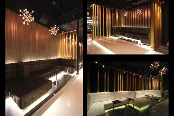 Photo of SF event space venue Carbon Lounge's Main Space