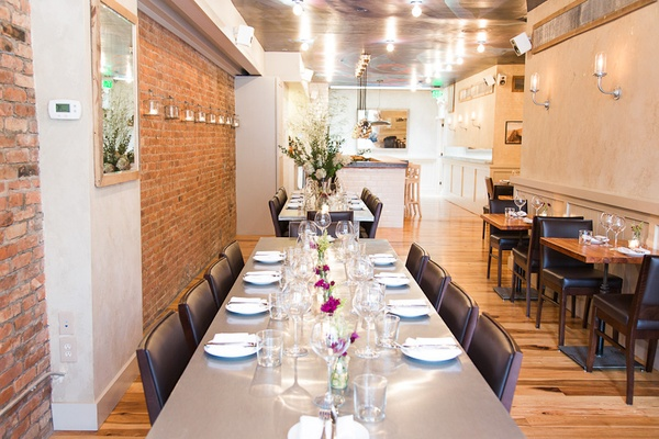 Photo of NYC / Tri-State event space venue Crave Fishbar's Executive Table