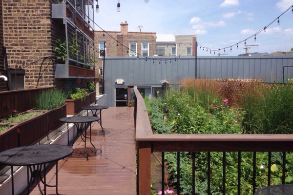 Photo of Chicago event space venue Homestead On The Roof's Patio