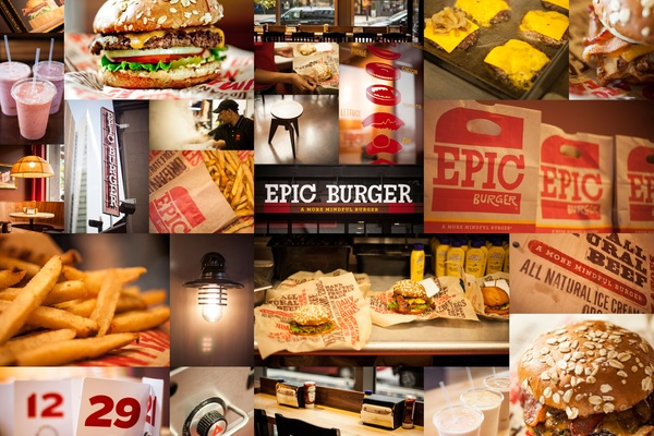 Photo of Chicago event space venue Epic Burger's Full Venue