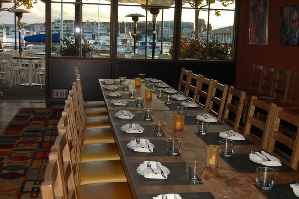 Photo of San Francisco event space venue Bocanova's Private Dining Room