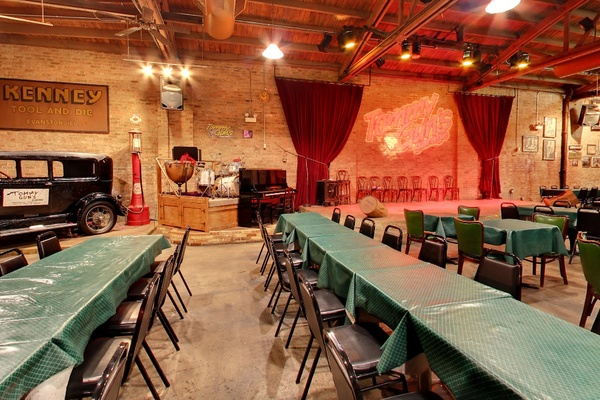 Photo of Chicago event space venue Tommy Gun's Garage's Full Buy Out
