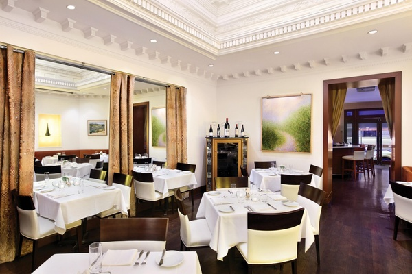 Photo of NYC / Tri-State event space venue Triomphe Restaurant's Triomphe Main Dining Room