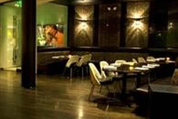 Photo of San Francisco event space venue 5A5 Steak Lounge's Mezzanine