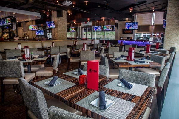 Photo of DC / MD / VA event space venue A-Town Bar & Grill's Small Dining Room
