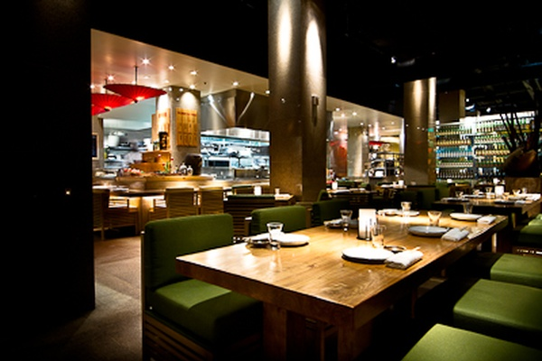 Photo of San Francisco event space venue Ozumo San Francisco's Main Dining Room + Robata Dining Room