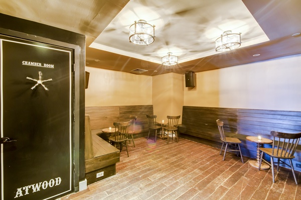 Photo of NYC / Tri-State event space venue Atwood's The Chamber Room