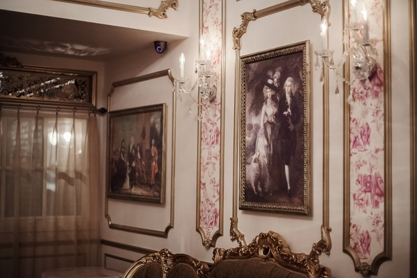 Photo of Manhattan event space venue Dear Irving's Marie Antoinette Room
