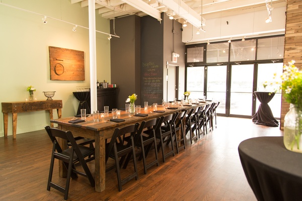 Photo of Chicago event space venue Bespoke Cuisine's Sit-Down Dinner Cooking Party