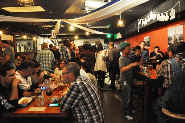 Photo of San Francisco event space venue Armstrong Brewing Co.'s Taproom