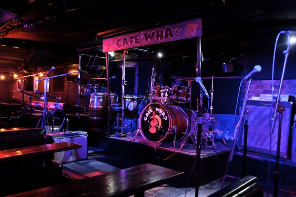 Photo of NYC / Tri-State event space venue Cafe Wha?'s Semi Private Space for 140 People or Fewer