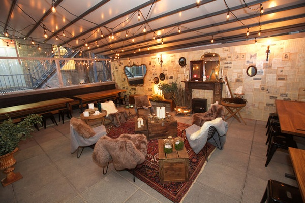 Photo of NYC / Tri-State event space venue AYZA PRIVATE EVENTS & CATERING's ARLO by Nomad - Terrace + Barlo