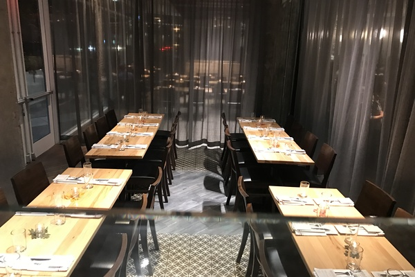 Photo of San Francisco event space venue Red Dog Restaurant & Bar's South of Market Room
