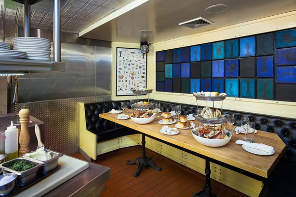 Photo of NYC / Tri-State event space venue John Dory's The Kitchen Chef's Table