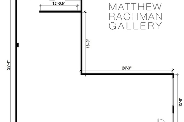 Photo of Chicago event space venue Matthew Rachman Gallery's Matthew Rachman Gallery