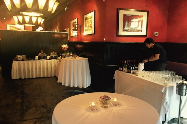 Photo of DC / MD / VA event space venue Logan Tavern's Red Room Buyout
