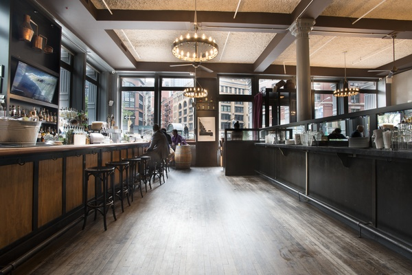 Photo of NYC / Tri-State event space venue Distilled's Bar Area