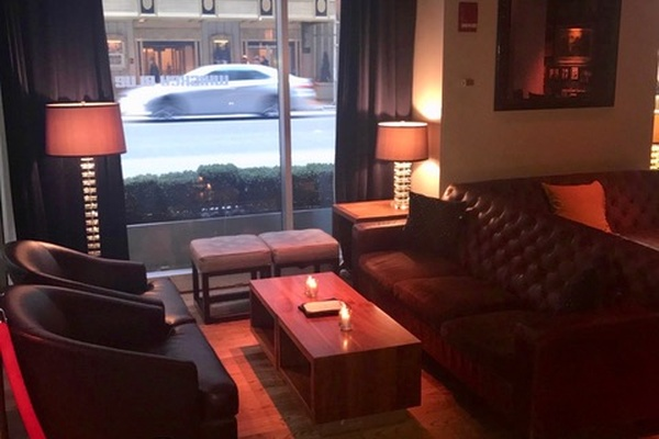 Photo of NYC / Tri-State event space venue Whiskey Blue's VIP Couch