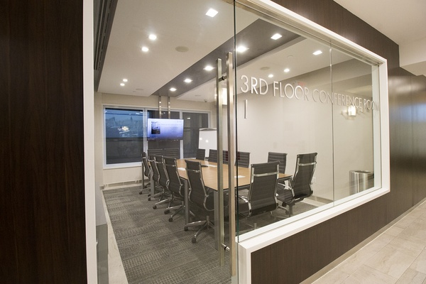Photo of NYC / Tri-State event space venue Jay Suites Madison Avenue's MADISON AVENUE - 3RD FLOOR MEETING ROOM