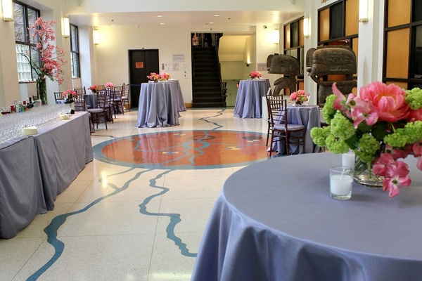 Photo of NYC / Tri-State event space venue The Schomburg Center's Langston Hughes Lobby
