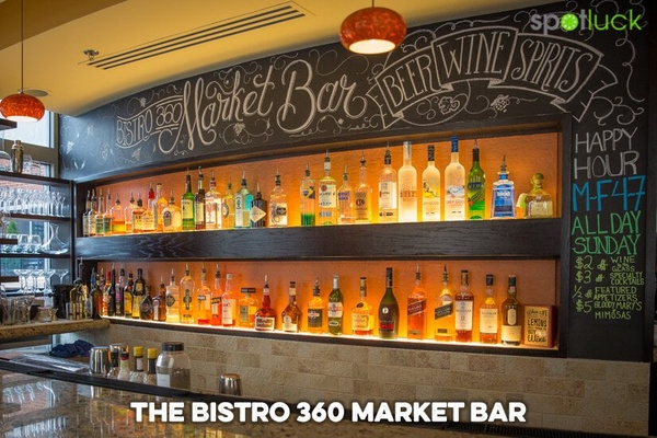 Photo of DC / MD / VA event space venue Bistro 360's Full Venue